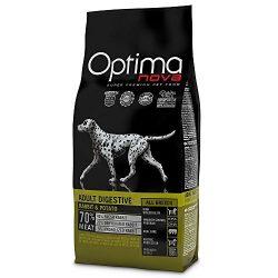 Szerkeszt: Visán Optimanova Dog Adult Sensitive Rabbit&Potato kutyatáp 12 kg Hústartalom : 70százalék , csirke mentes