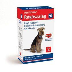 Dentizahn rágószalag 141 g közepes testű kutyáknak
