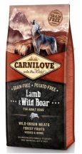 Carnilove - Adult Bárány & Vaddisznó 12kg