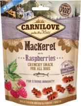 Carnilove Crunchy Mackerel with Raspberries
