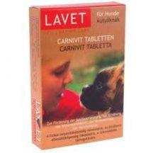 LAVET carnivit 50 szem kutyák számára
