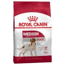 Royal Canin Medium Adult kutyaeledel 15kg