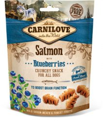 Carnilove Crunchy Salmon with Blueberries