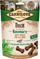 Carnilove Semi Moist Duck enriched with Rosemary