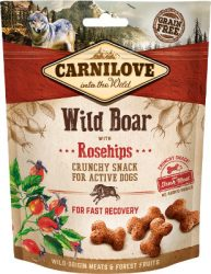 Carnilove Crunchy Wild Boar with Rosehips
