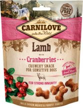 Carnilove Crunchy Lamb with Cranberries
