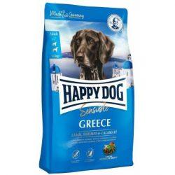 Ingyenes Szállítás: Happy Dog Sensible Greece 11kg ( Bárány , garnéla, tintahal )
