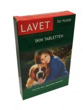 LAVET bőrtápláló 50 szem kutyák számára