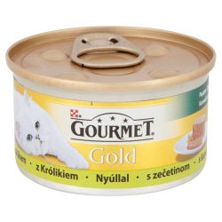 Bolti átvételre rendelhető :Gourmet Gold nyúl pástétom 85g