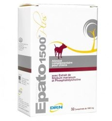Epato 1500 tabletta 32 tabletta/doboz kutyáknak