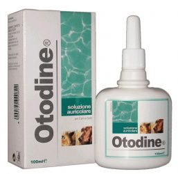 Otodine 100 ml kutyáknak és macskáknak