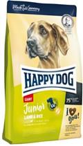 Ingyenes Szállítás: Happy Dog Junior Giant Lamm/Reis 15kg