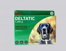 Deltatic kutyáknak 70cm Kullancs és szúnyogok ellen .