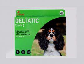 Deltatic kutyáknak 35cm Kullancs és szúnyogok ellen .
