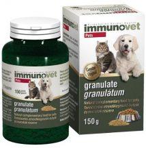 ImmunoVet Pets Granulátum - természetes immunerősítő 150g