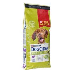 Dog Chow Lamb  11+3kg