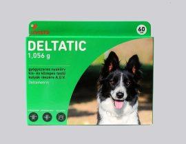 Deltatic kutyáknak 60cm Kullancs és szúnyogok ellen .