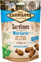 Carnilove Semi-Moist Sardines enriched with Wild garlic