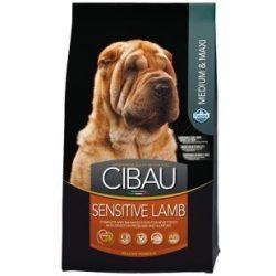 Cibau Sensitive Lamb Medium/Maxi 12+2kg
