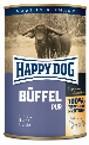 Happy Dog kutyakonzerv csak bivalyhúsból 800g