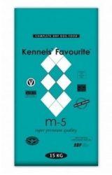 Kennels' Favourit -  m-5 Cold Pressed 15kg