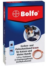Bolfo - bolha és kullancs elleni nyakörv 38cm