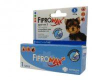 Fipromax Spot-on kutya S 2-10kg 1 ampulla