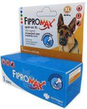 Fipromax Spot-on kutya XL 40kg felett 1 ampulla
