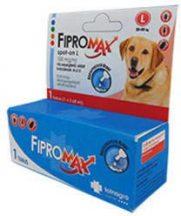 Fipromax Spot-on kutya L 20-40kg 1 ampulla