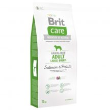Brit Care Grain-free - Adult Large Breed Salmon & Potato 12kg