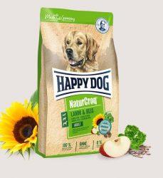 Ingyenes Házhozszállítással: Happy Dog NaturCroq - Adult Lamm & Reis 15kg