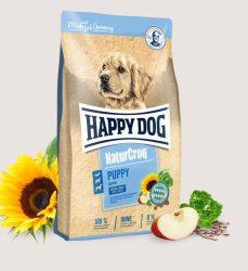 Ingyenes szállítás : Happy Dog NaturCroq – puppy 15kg