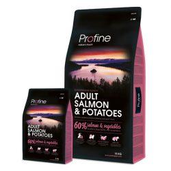 Profine - Adult Salmon & Potatoes kutyaeledel 3kg