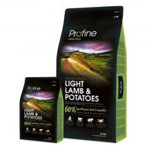 Profine - Light Lamb & Potatoes 15kg