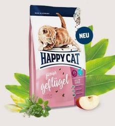 Happy Cat Fit&Well Junior macskaeledel 10kg (4-12 hónapos korig)