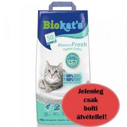 Biokat's Bianco Fresh 10kg macskaalom